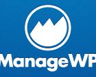 Manage WP logo