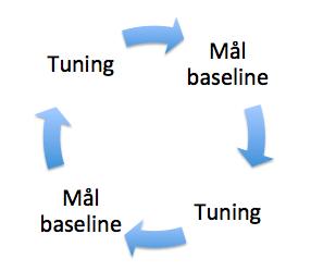 performance forbedrings cyklus