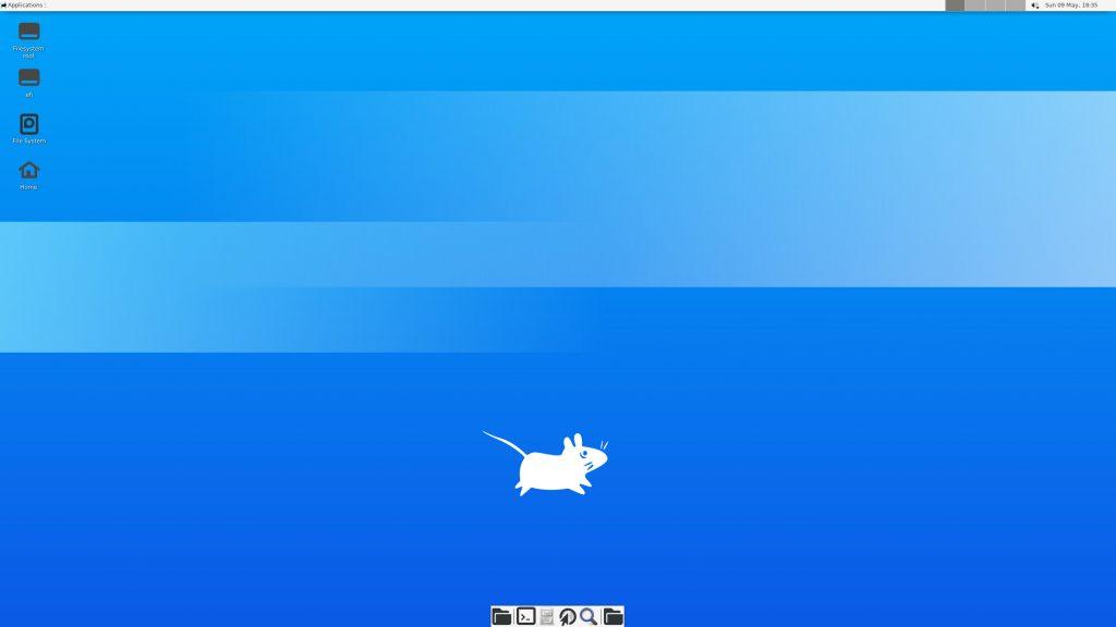 remote desktop xcfe4